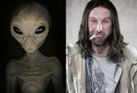 Alien Frank Gallagher
