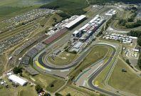 Hungaroring Formula 1 Race Track in Hungary