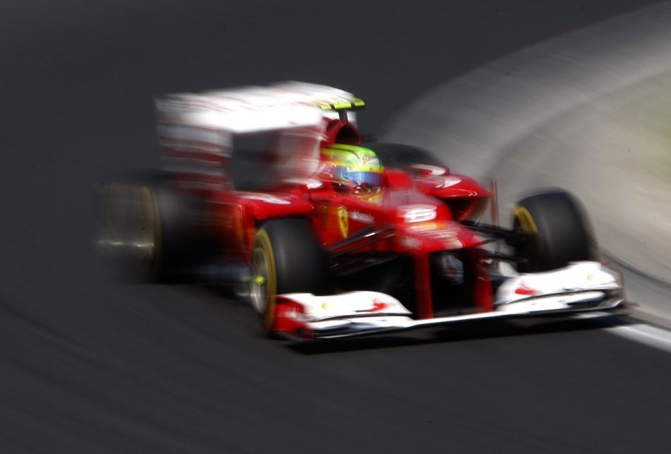 Felipe Massa [Ferrai]