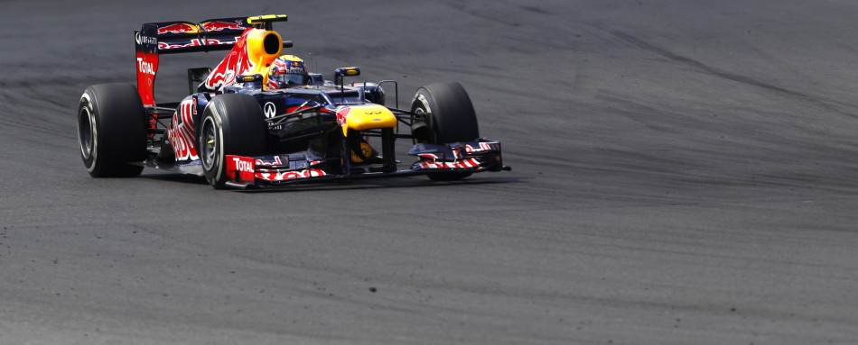 Mark Webber [Red Bull Racing-Renualt]