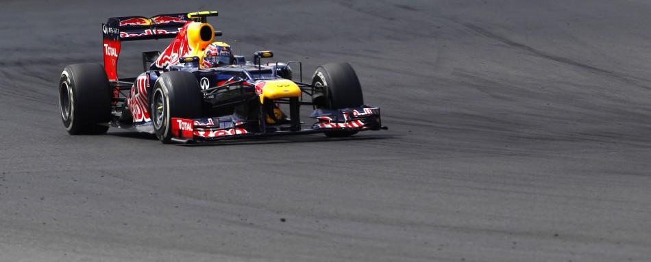 Mark Webber [Red Bull Racing-Renualt]