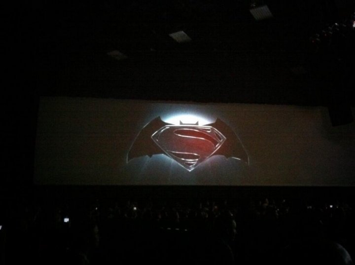 Bruce Wayne and Clark Kent will face off in 2015, as Man of Steel sequel assumes epic propotions/Twitter - @EricVespe