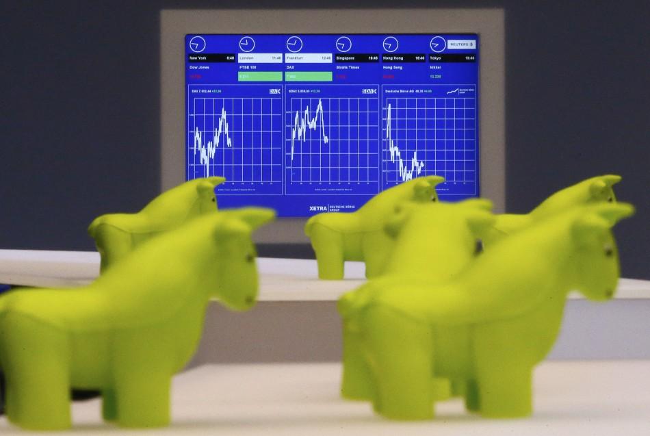 European markets open higher on 26 July