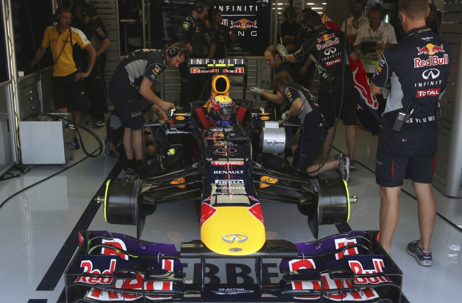 Mark Webber [Red Bull Racing-Renault]