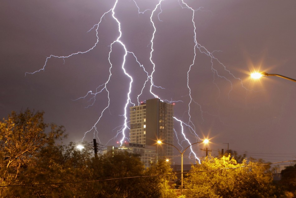 US 'Aiming to Convert Lightning and Thunder into Deadly Weapons'