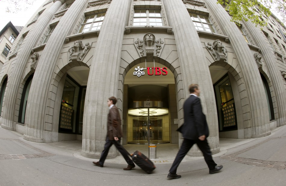 UBS to Pay 5m to settle US mortgage suit