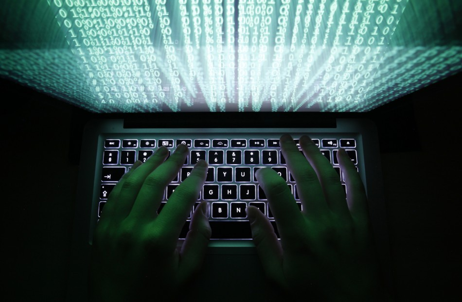 Cyber attack on Ukraine computers