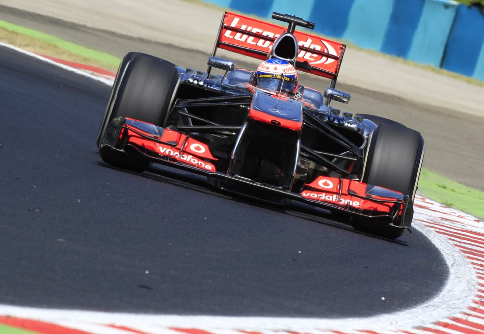 Jenson Button [McLaren-Mercedes]