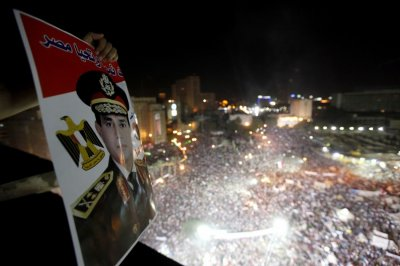 Egypt unrest in pictures