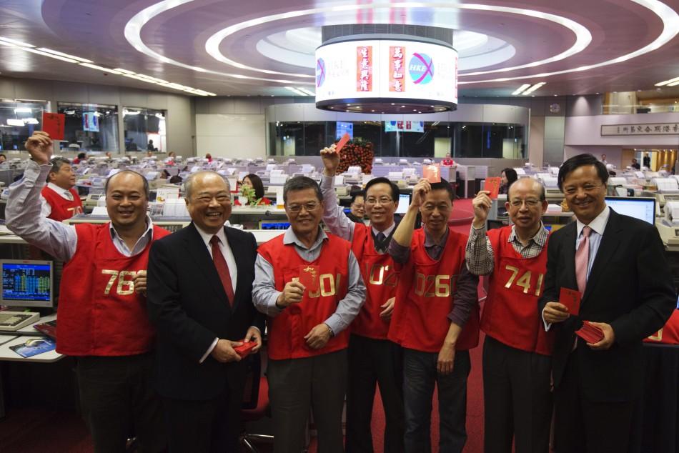 Hong Kong's Hang Seng finished higher in the week ending 27 July