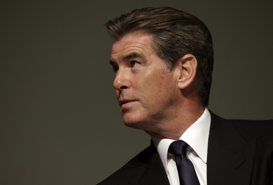 Nigella Lawson seeks Solace in Pierce Brosnan? Pair Spotted Dining Together/Reuters