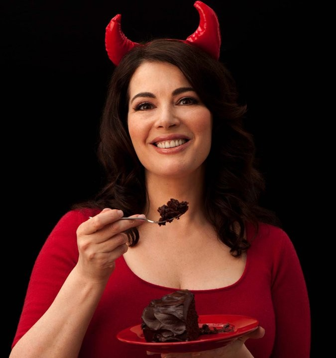 Nigella Lawson Overcomes Depression By Bingeing on Chocolates