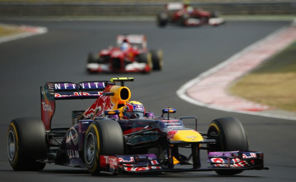 Mark Webber [Red Bull Racing-Renault]