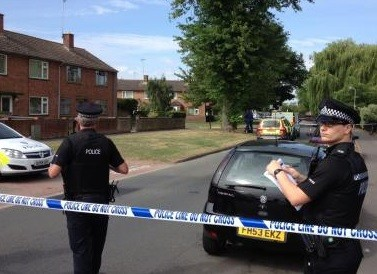 Woman shot in Blackbird Leys