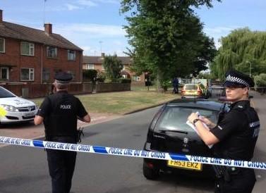 Woman shot in Blackbird Leys