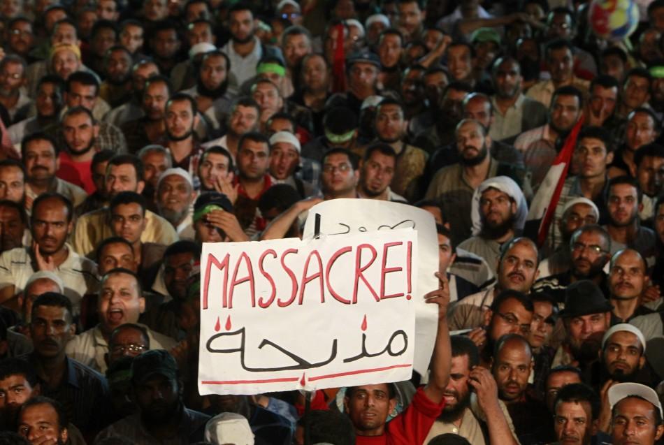 Egypt bloodshed sparks severe condemnation