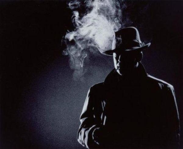 Private detective, 1940s