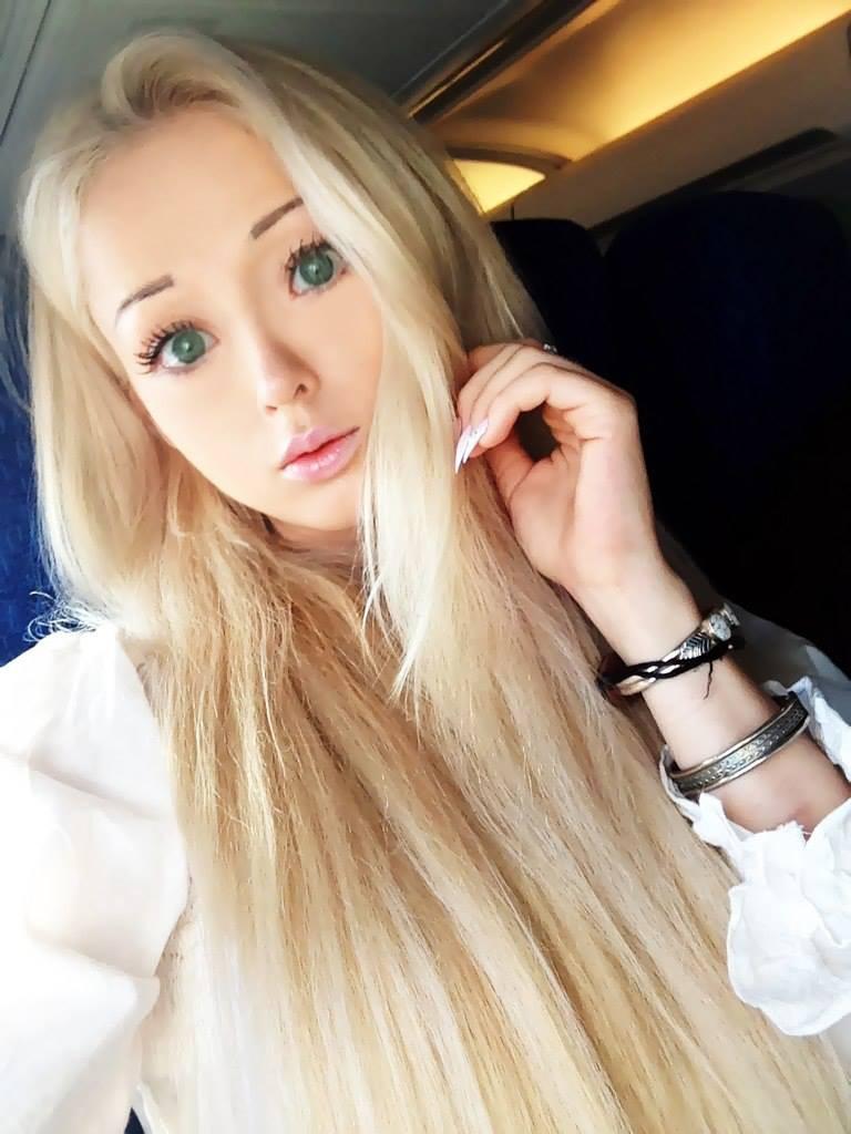 Valeria Lukyanova Plastic Surgery