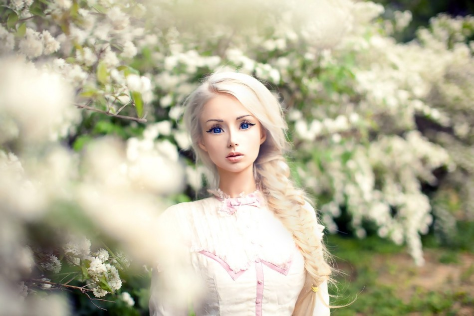 Valeria Lukyanova Featured in a Documentary Film My Life Online Space Barbie