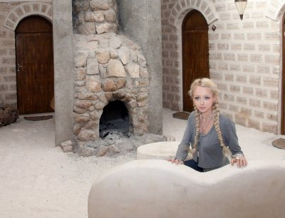 Living Barbie Doll Valeria Lukyanova Featured in a Documentary Film My Life Online Space Barbie