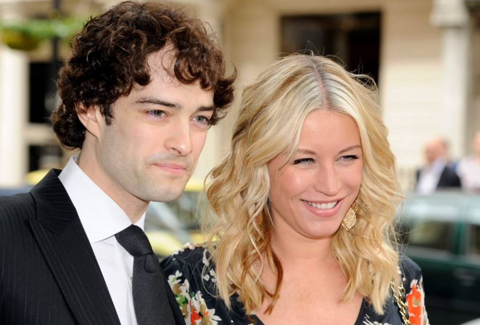Denise Van Outen Splits from Husband Lee Mead