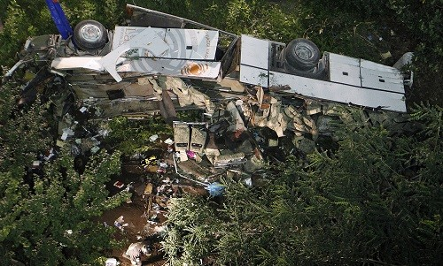 Italy bus crash