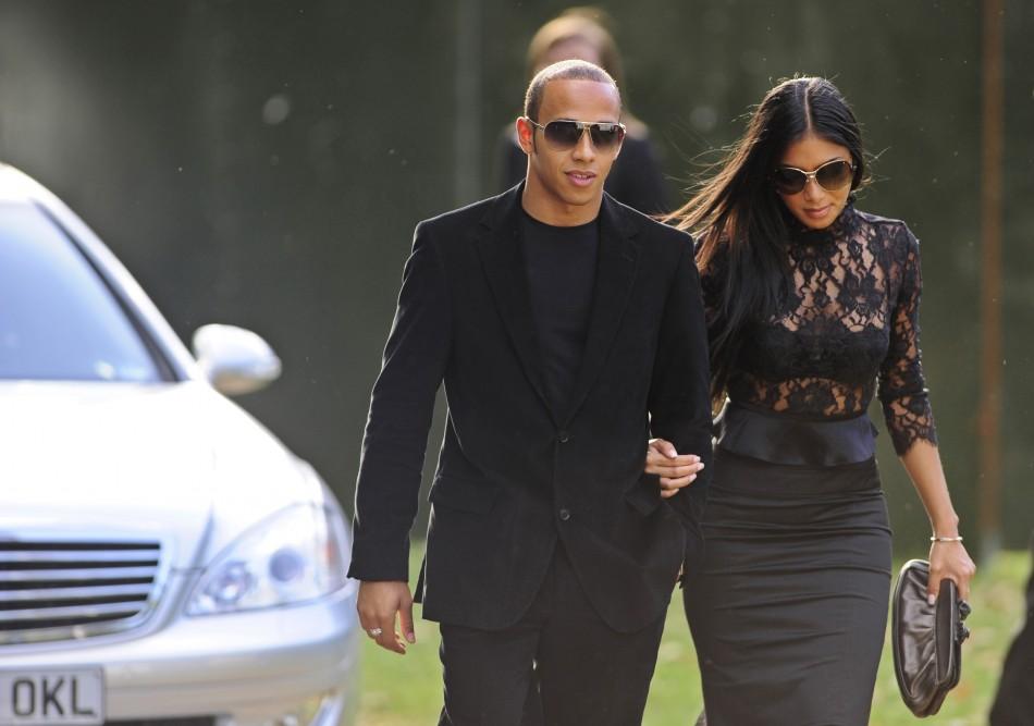 Lewis Hamilton Dedicates Hungarian Grand Prix Win to Ex Nicole Scherzinger/Reuters