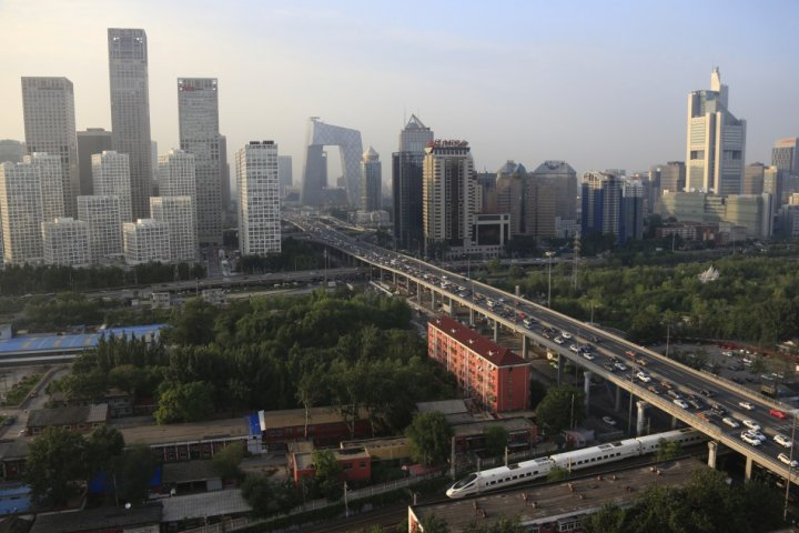 China to go easy on reforms as growth sags