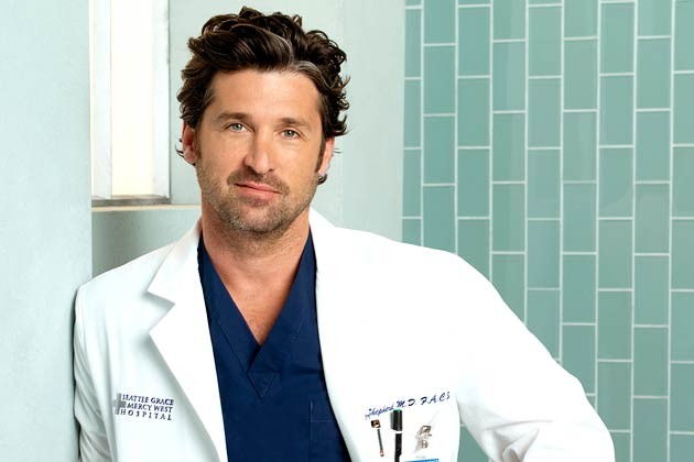 Grey's Anatomy: Patrick Dempsey's difficult behaviour on ...