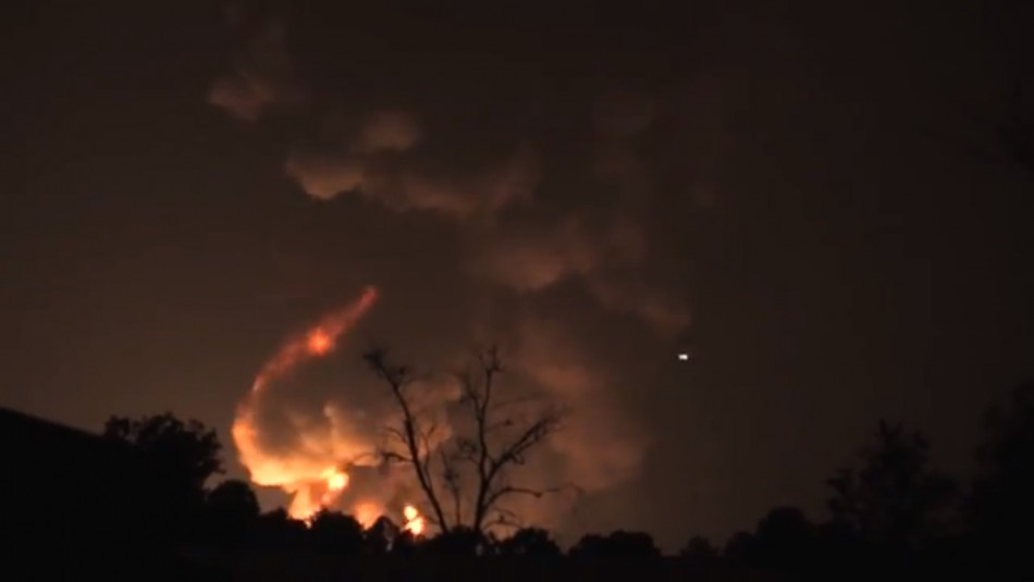 Series of Blasts Rock Propane Plant in Florida