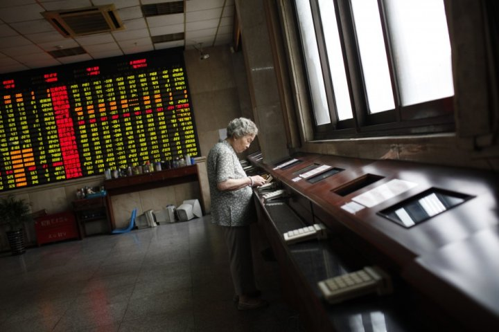 Asian markets mostly higher on 30 July