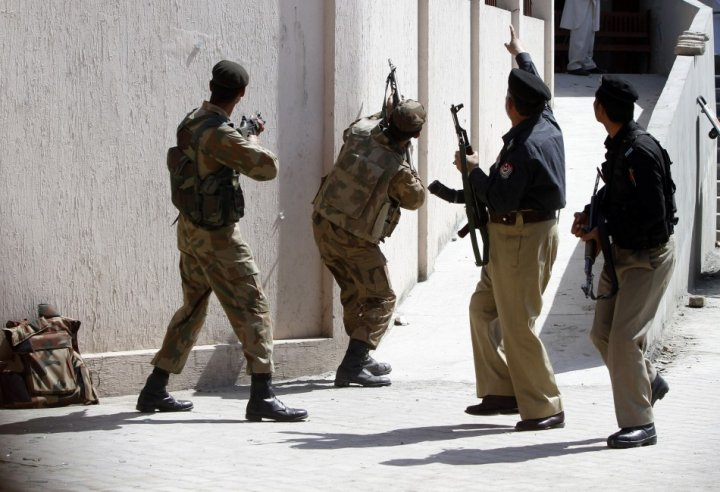 Taliban Militants Attack Pakistan Prison Freeing 240 Inmates