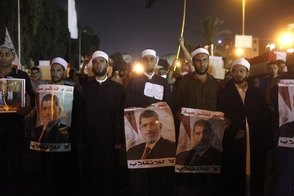 Mohamed Morsi Ashton