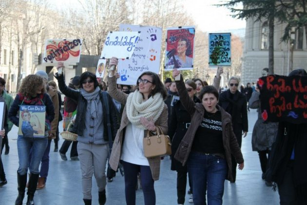 Feminists in Georgia to Hold Anti-Virginity Rally