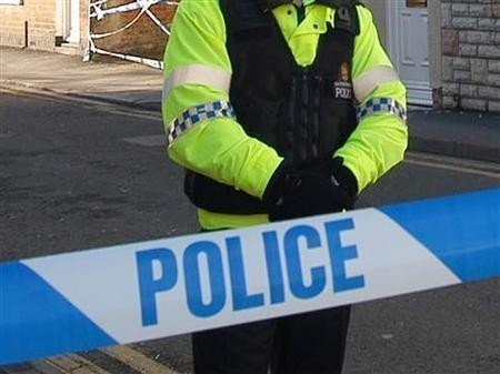 Police have taken five people in for questioning over a suspected arson attack in leicester that left four members of a family dead.