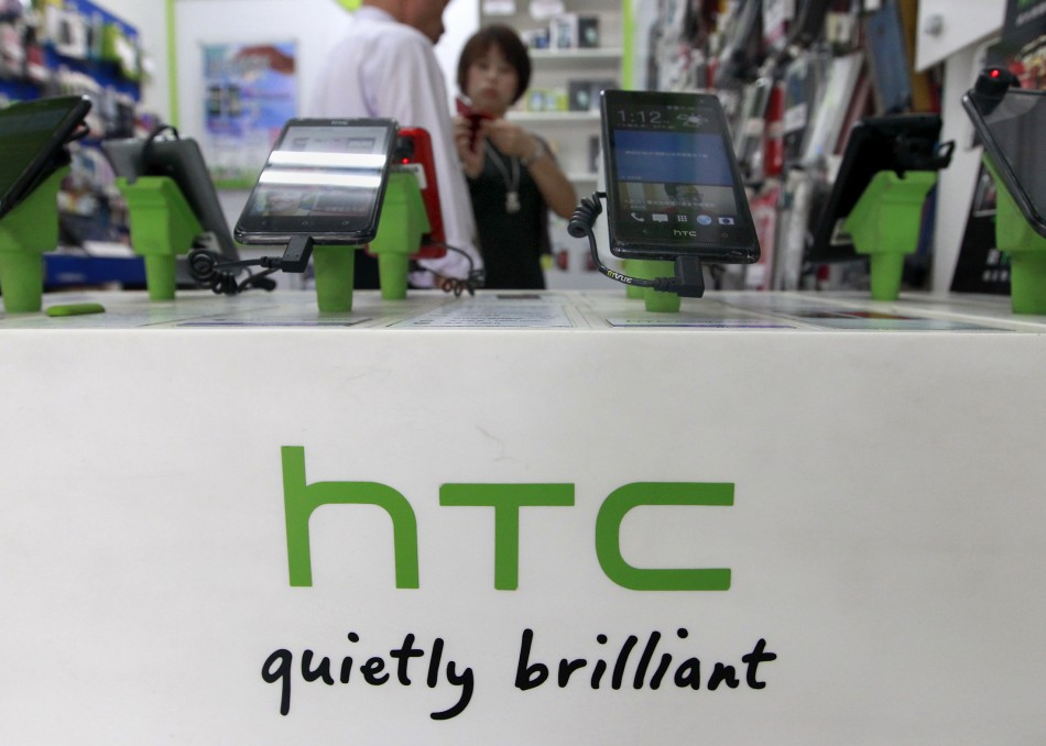 HTC Predicts First Ever Quarterly Loss