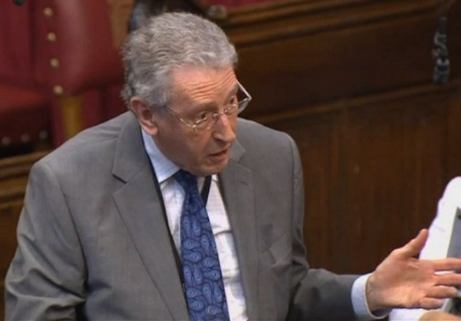Lord Howell says we should frack the