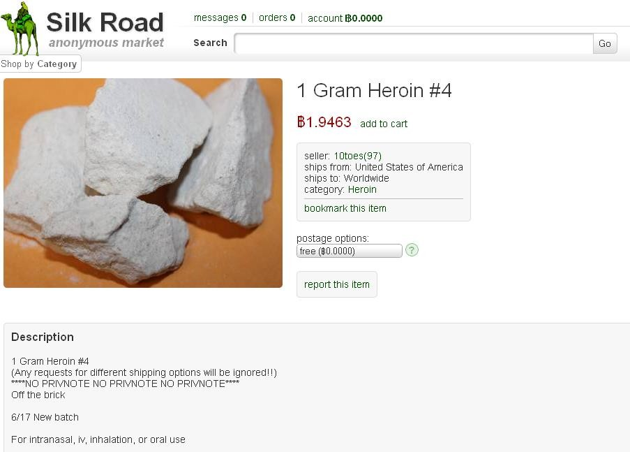 Hacker Heroin Sting Foiled By Security Blogger Brian Krebs
