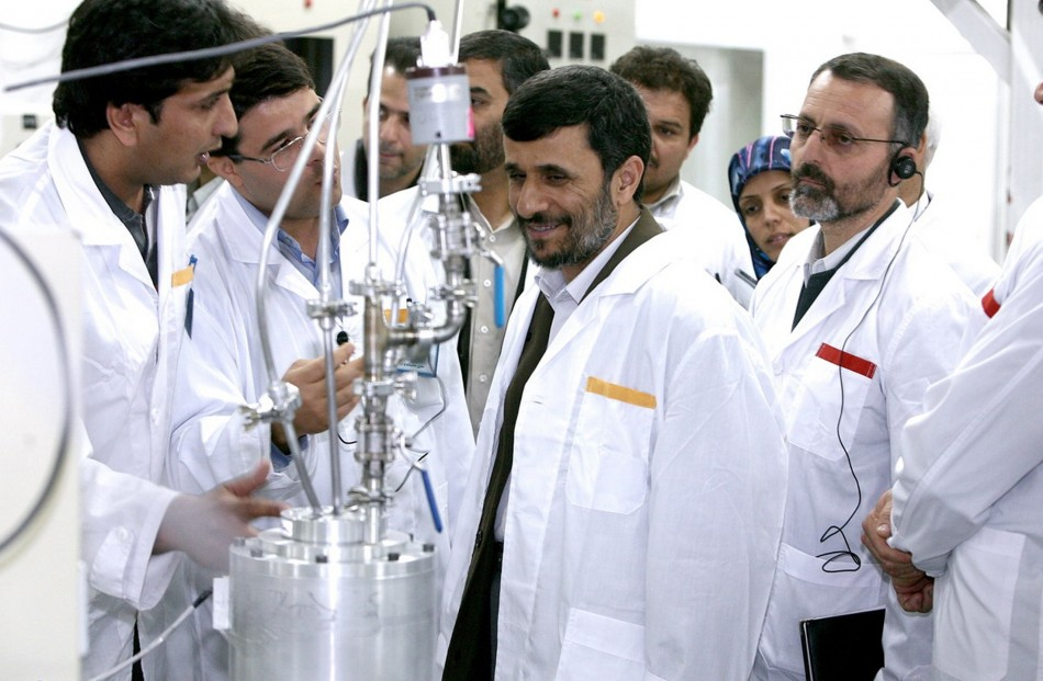 Iran to Start Operating 5,000 New Centrifuges, Says Ahmadinejad
