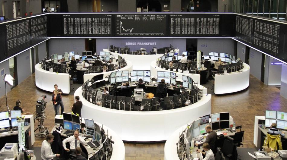 European markets open lower on 31 July