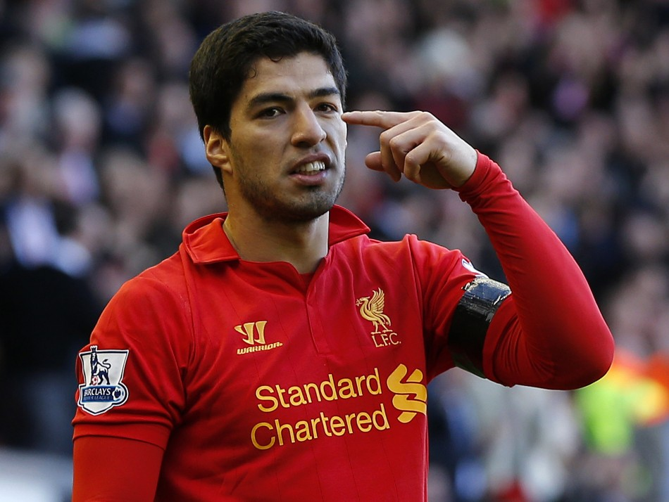 Luis Suarez was banned for racist language against Manchester Utd star, Patrice Evra