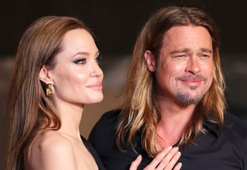 Hollywood actor Brad Pitt and actress Angelina Jolie (Photo: Reuters)