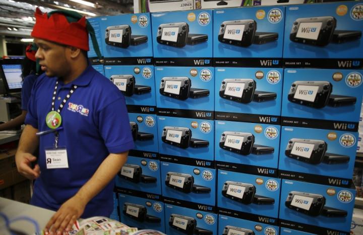 Nintendo Wii U Sales Plummet
