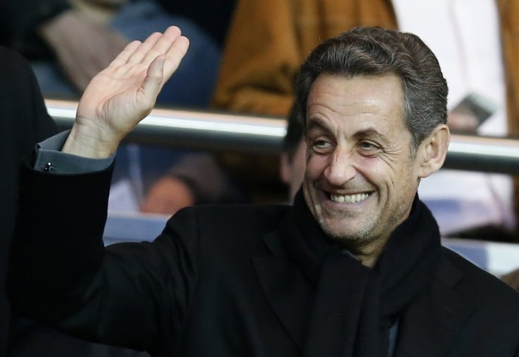 Nicolas Sarkozy UMP Sarkothon