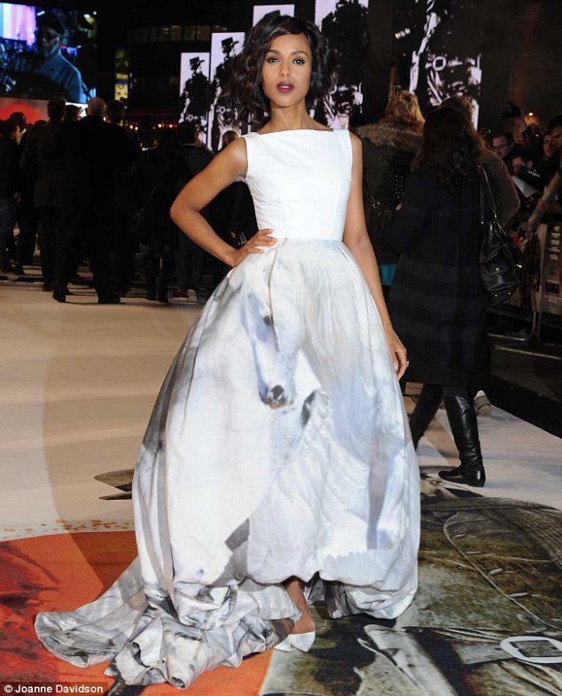 1. Kerry Washington, American Actress