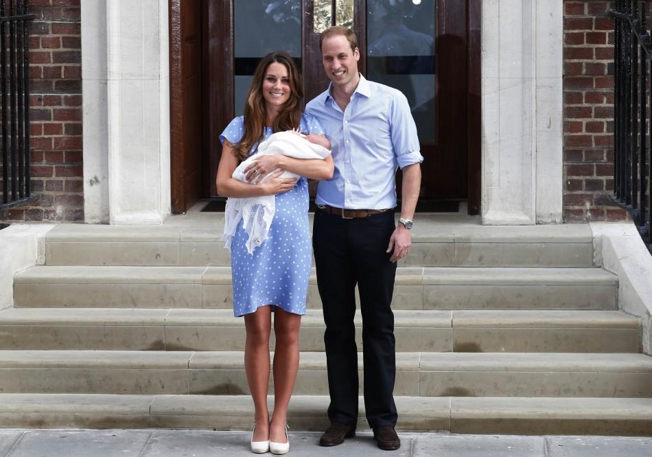 3. Catherine, The Duchess of Cambridge