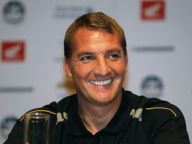 Brendan Rodgers hits back at Luis Suarez (Photo: Reuters)