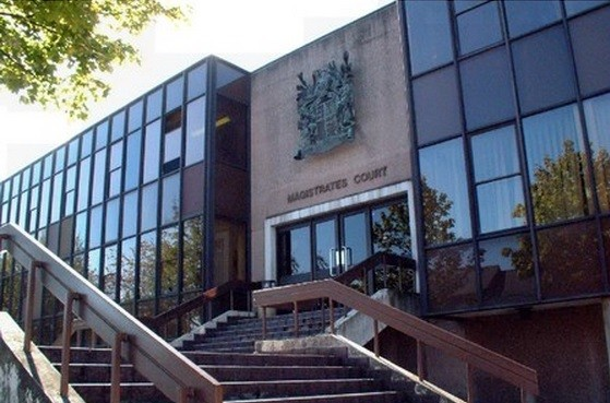 Walsall Magistrates Court, where Christopher Philips appeared