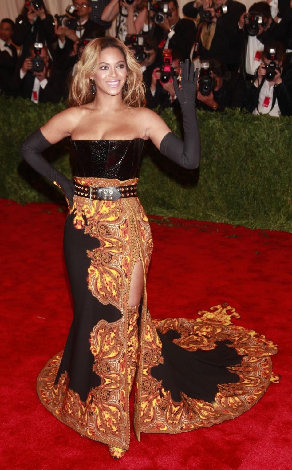 10. Beyonce, Singer