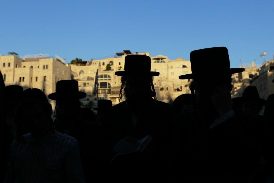 Ultra-Orthodox Jew Iran Spy